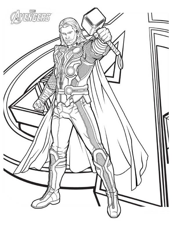 thor face coloring pages google search embroidery pinterest