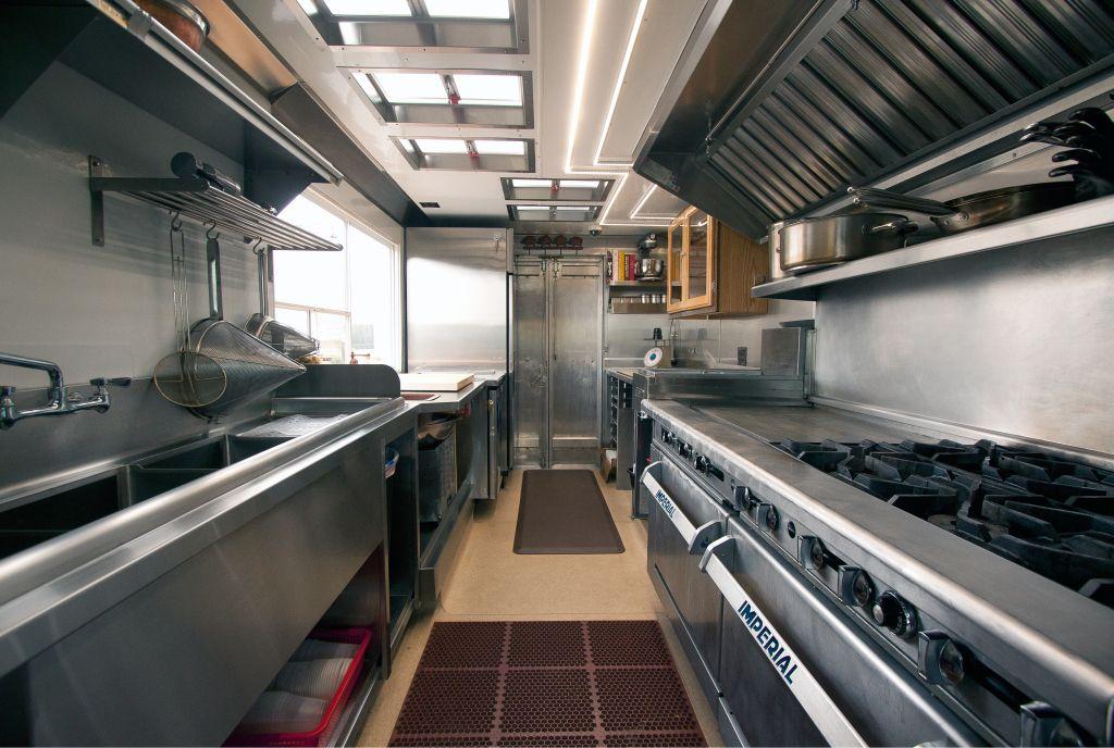 food truck kitchen outfit Food Trucker Pinterest