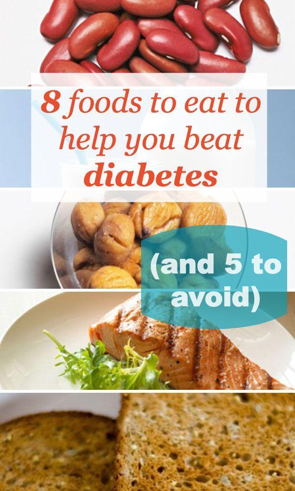 List Of Foods Diabetics Should Never Eat