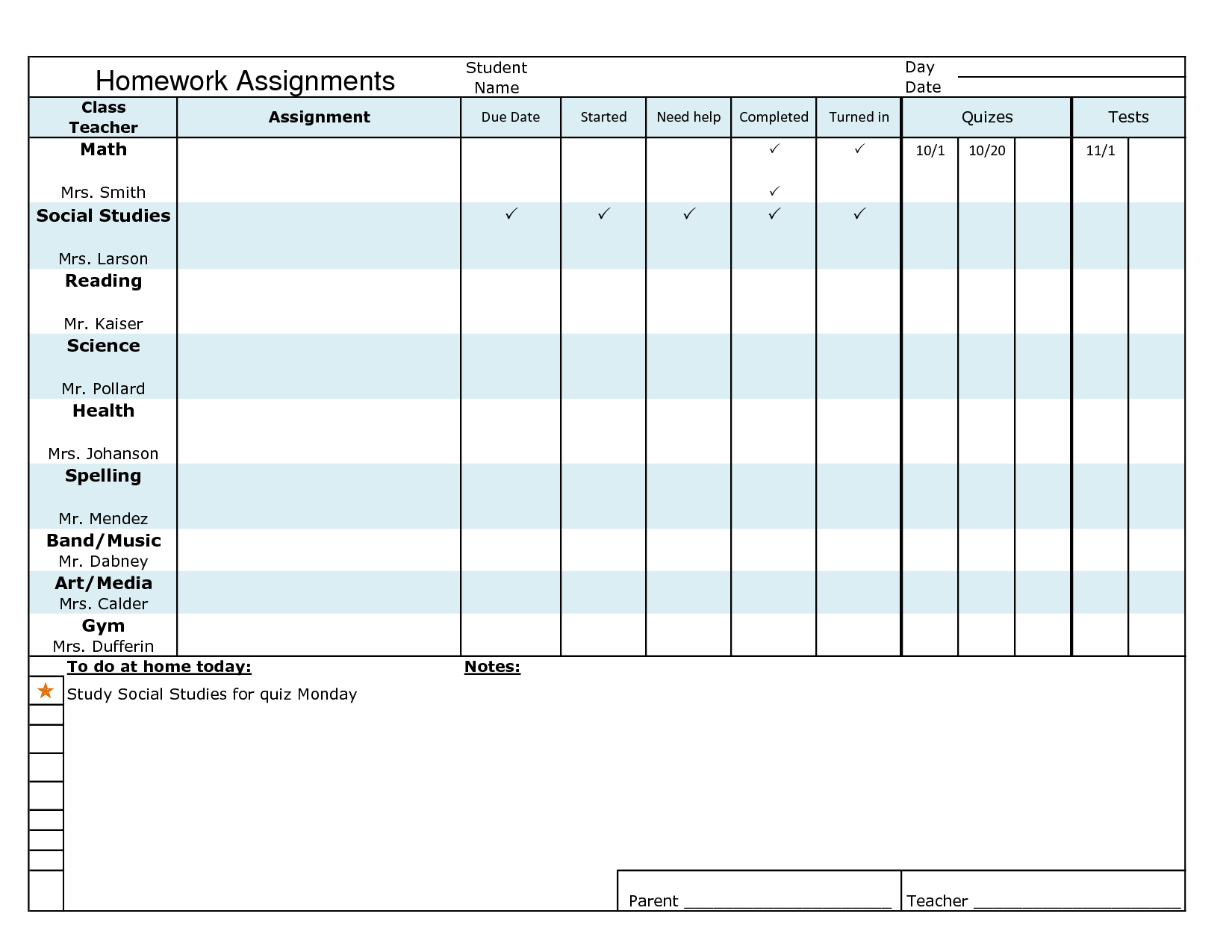 Homework Assignment Template
