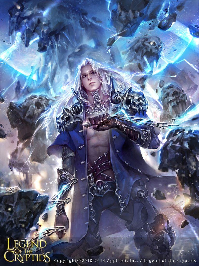 Legend of the Cryptids The legend of the Cryptids