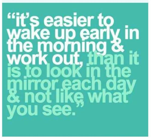 Image result for workout early morning quotes