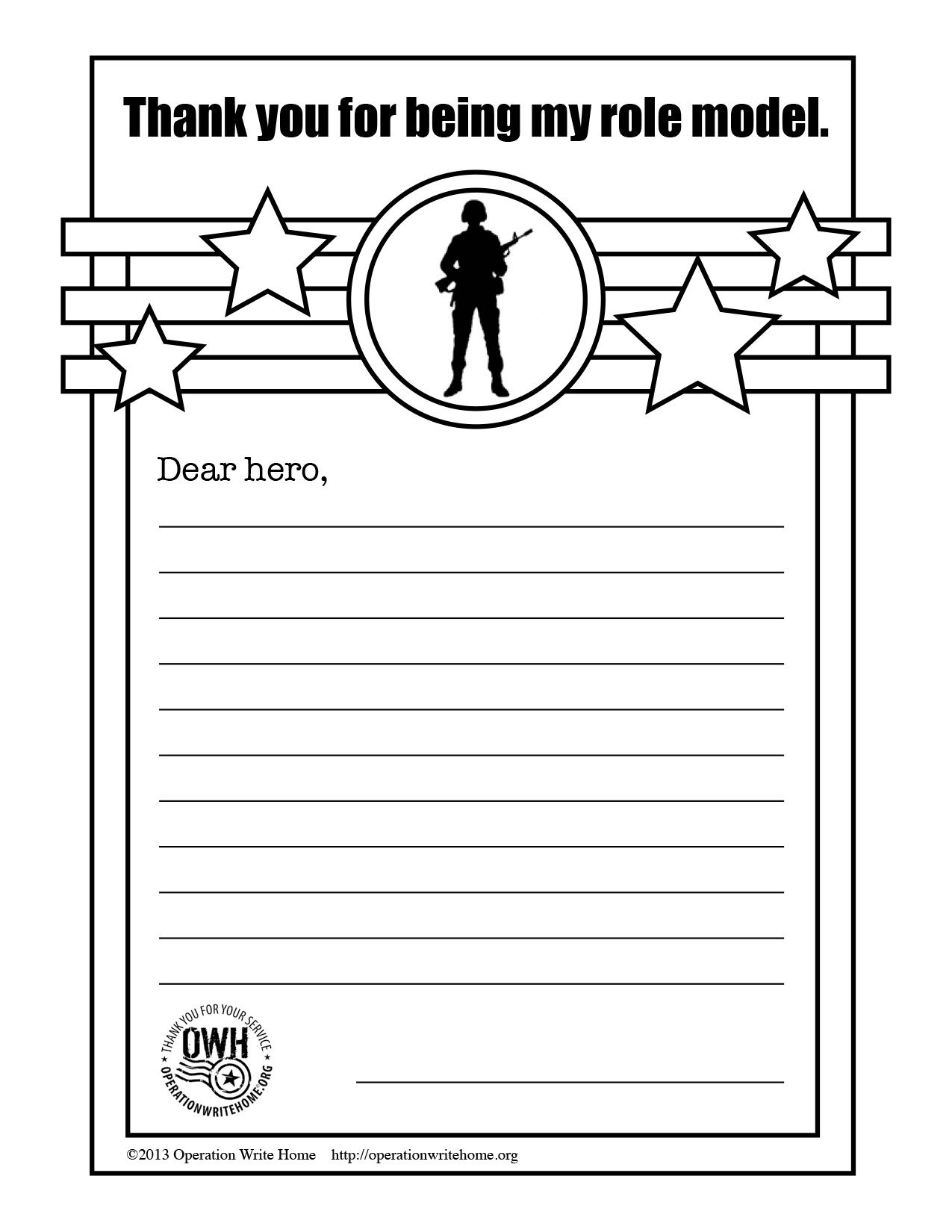 Owh S Free Coloring Pages Amp Space For Children To Write To