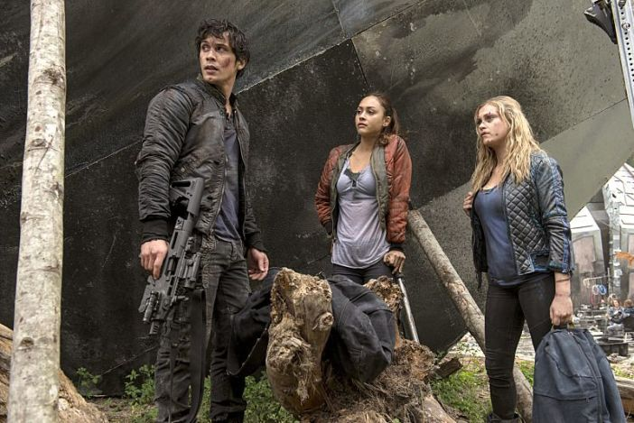 The 100 - Saison 2 : à l'attaque de Mount Weather