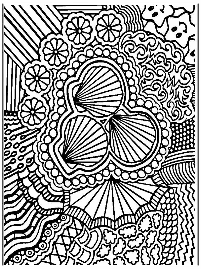 Free Printable Adult Coloring Pages Free Adult Coloring Pages
