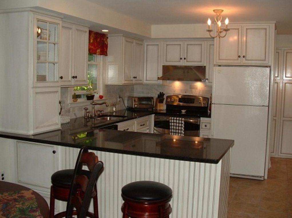 Black White Small U Shaped Kitchen Design Ideas Facebook