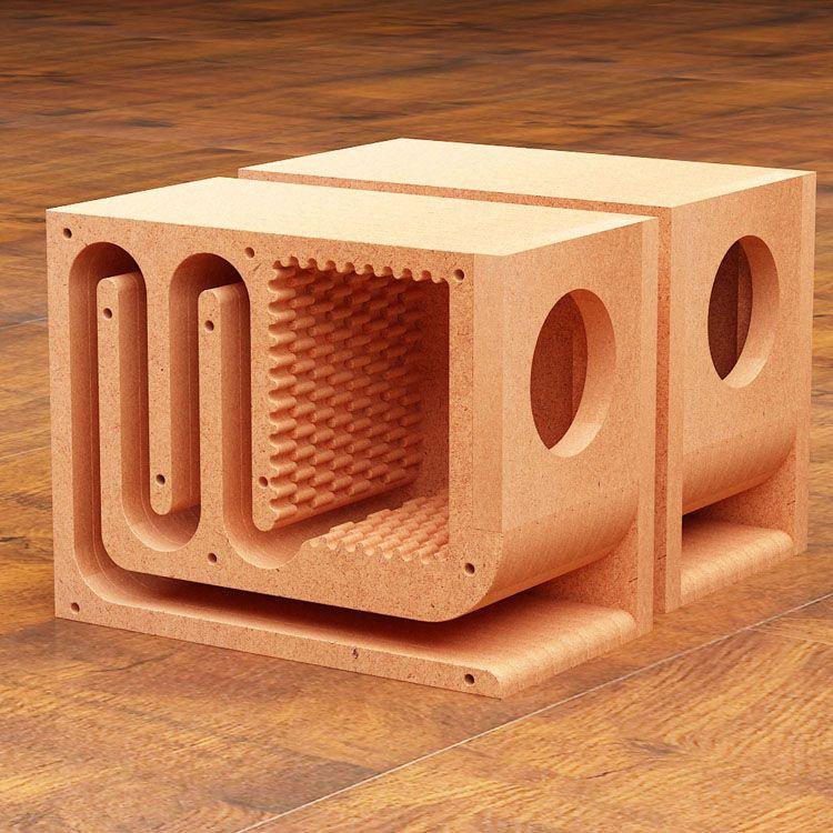 Resultado de imagen para line transmission speaker 15 inch