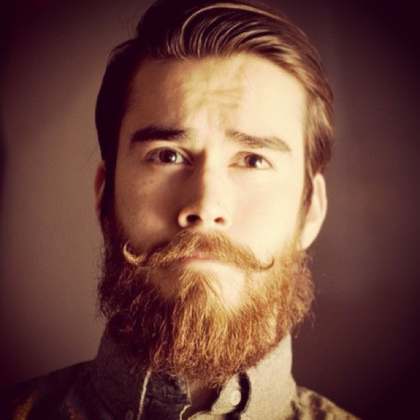 The Ultimate Look For The Mature Man Handlebar Moustache