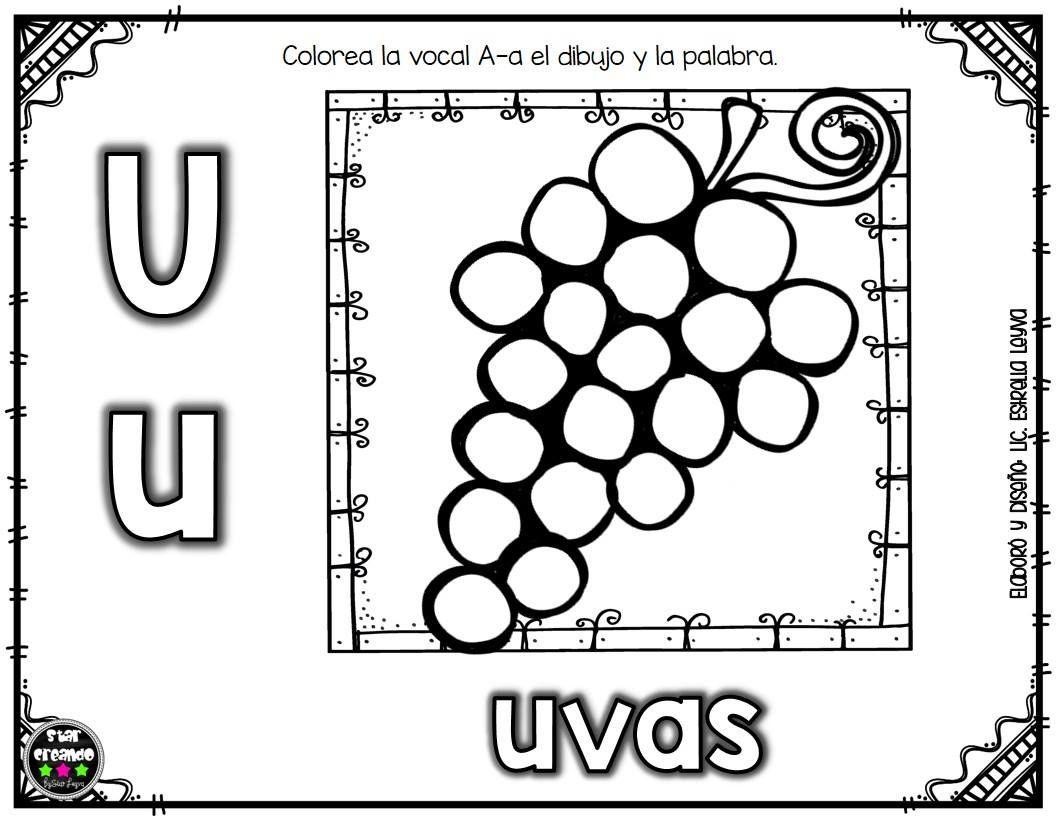 Fichas Vocales 9