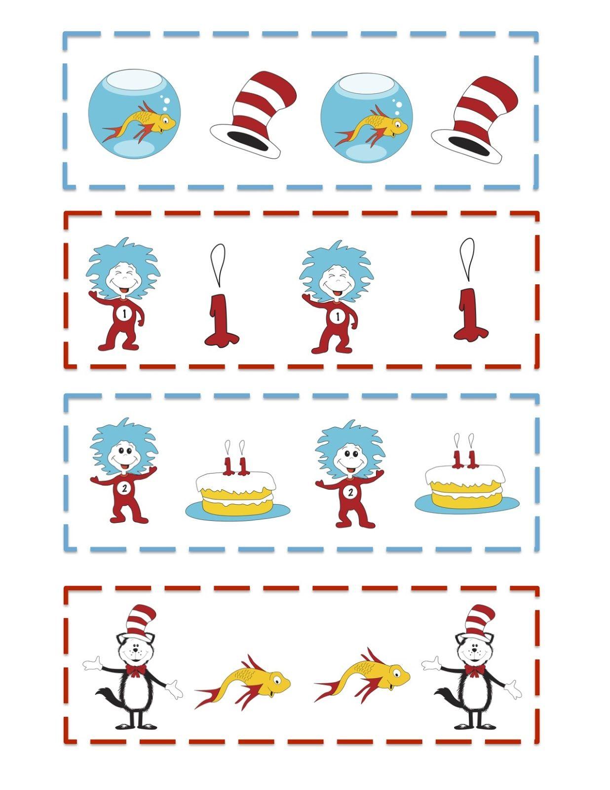 Dr Seuss Nursery Rhymes Thenurseries