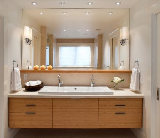 double trough bathroom sink - google search | sandalwood bath