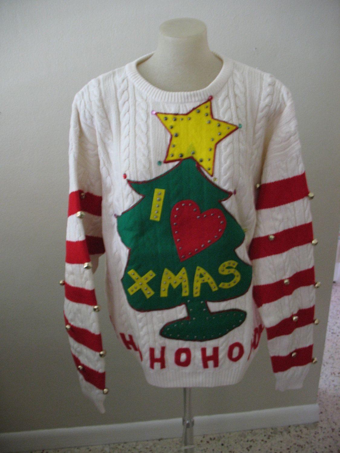 ugly christmas sweaters Ugly sweaters! This ones for you