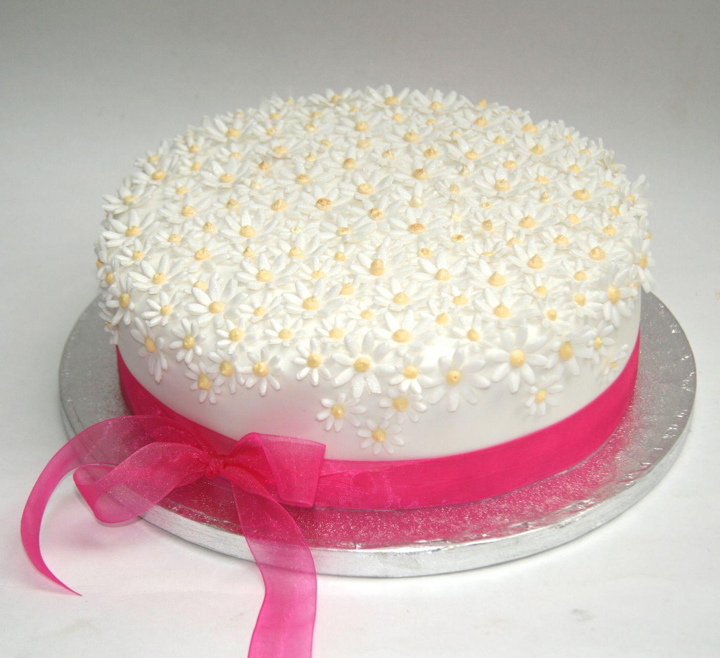 Simple Birthday Cake Decorating Ideas