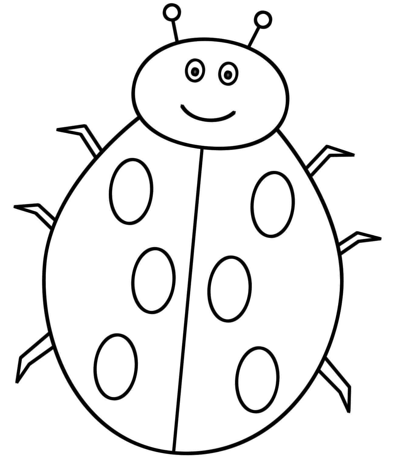 Letter L Coloring Pages For Kids