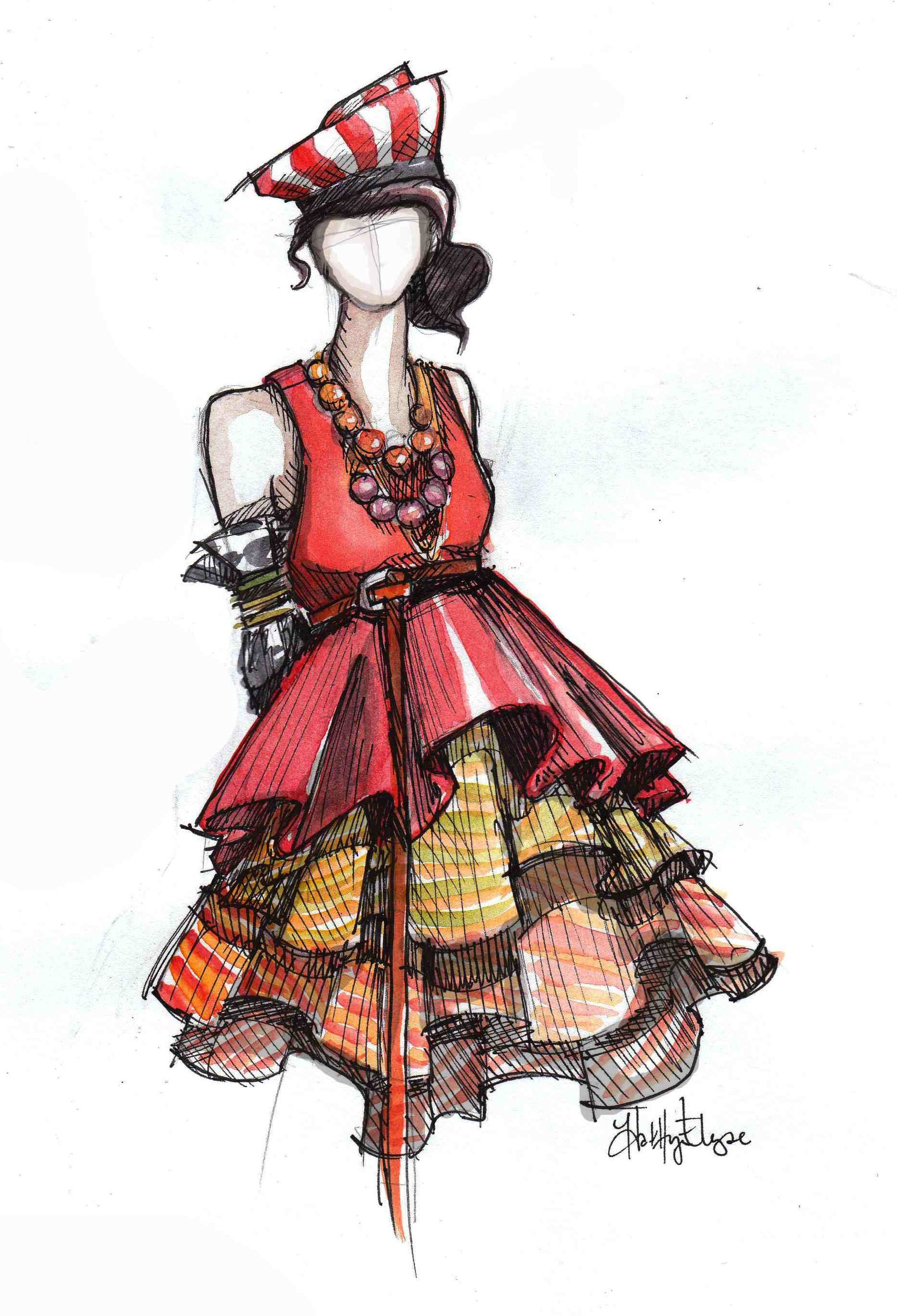Online Fashion Design For Beginners