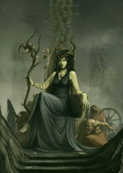 Image result for fantasy picture of unseelie court