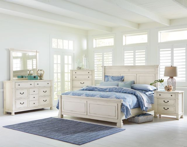 Chesapeake Bay Queen Bedroom Group by Standard Furniture