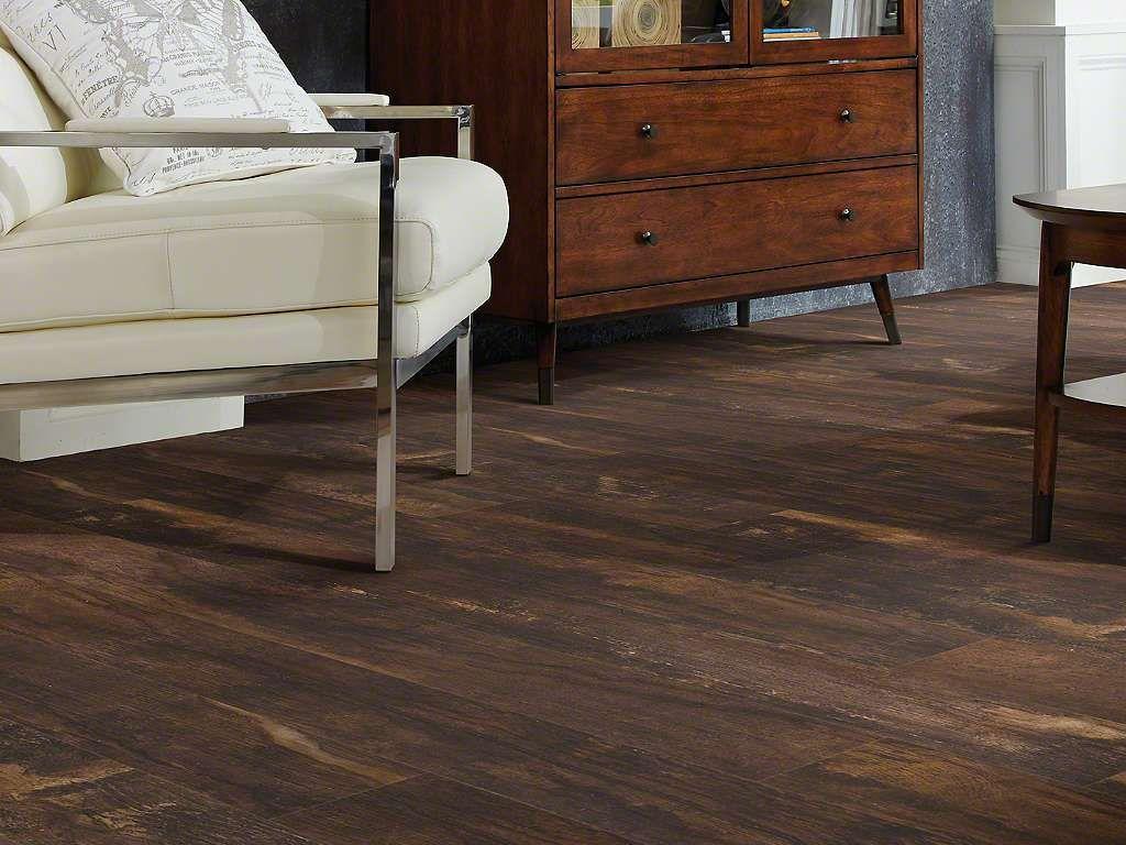 Shaw Floors Vinyl Floorte Premio Plank Log cabins, Cabin