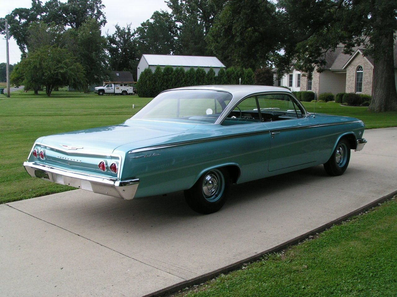 1962 Bel/Air Bubble Top Impalas Pinterest Tops and