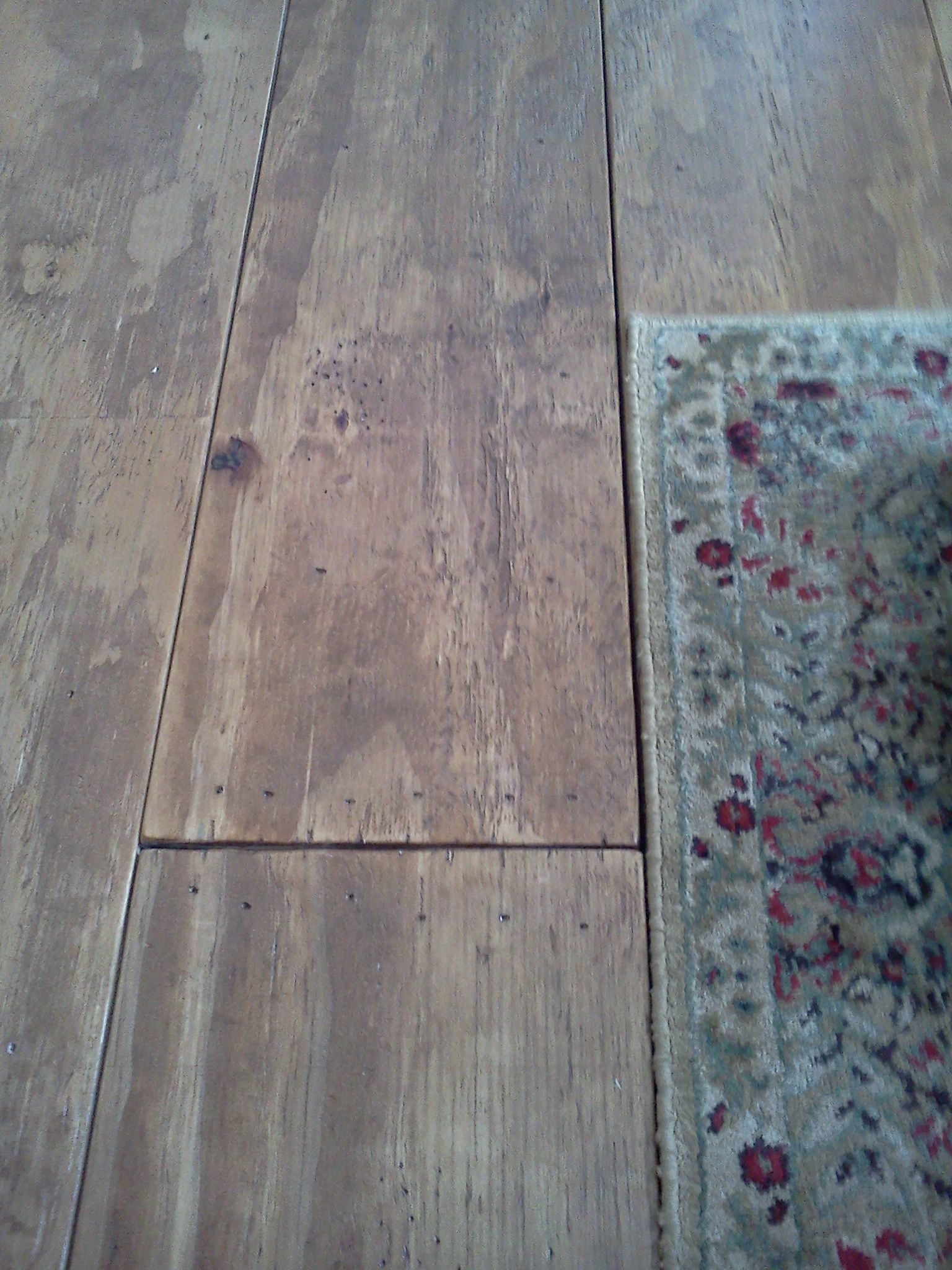 Wide Plank Distressed Pine Flooring CHEAP *Updated 2517