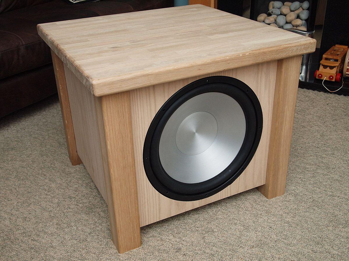 Subwoofer end teable Speaker/Audio components