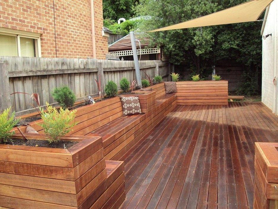 Making Deck Planter Box Planter Designs Ideas Marine