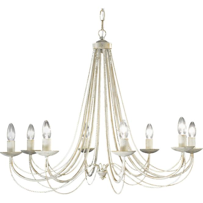 Castleton Home Lily 8 Light Candle Chandelier Reviews Wayfair Uk