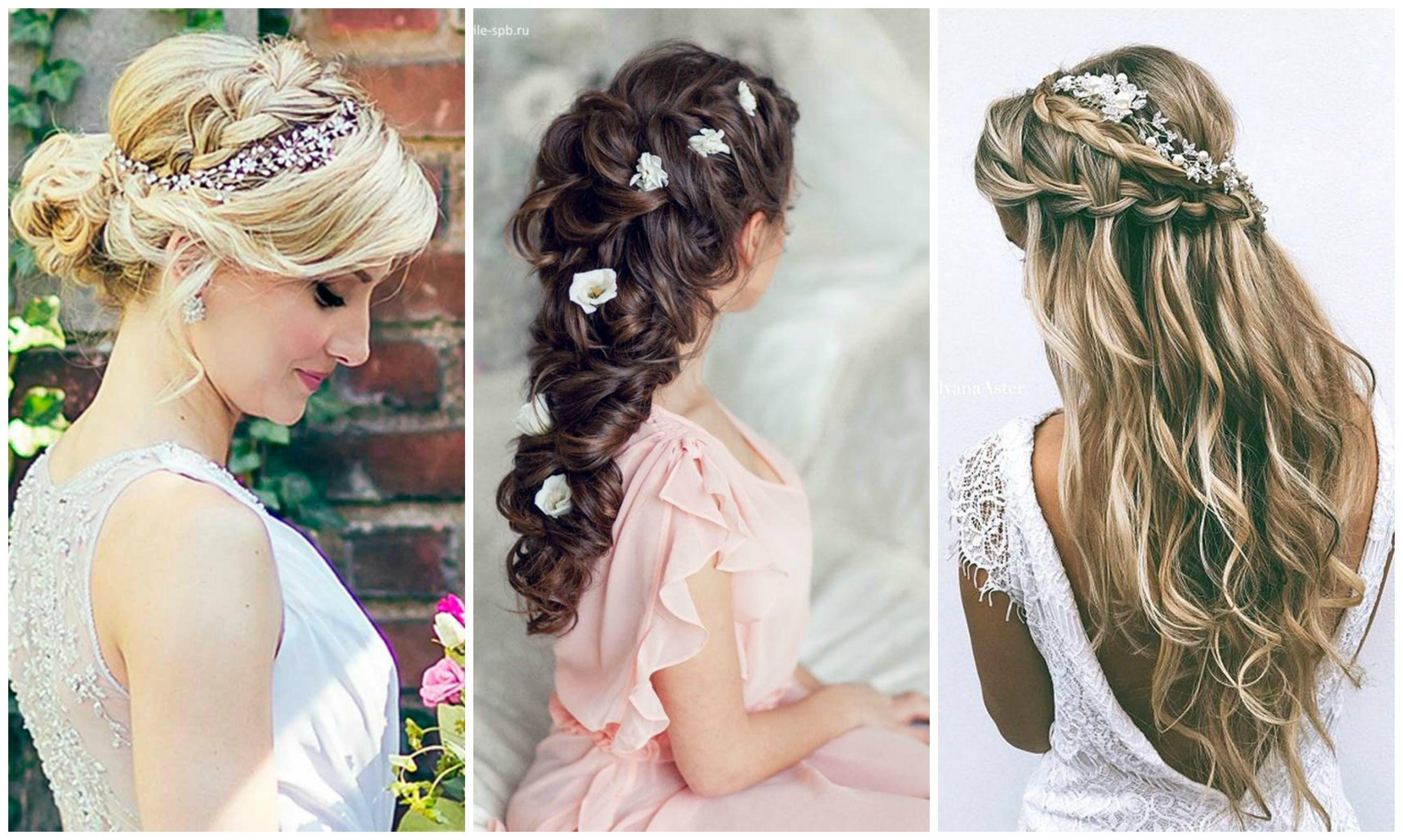 Image result for 2017 bridal hair wedding hair