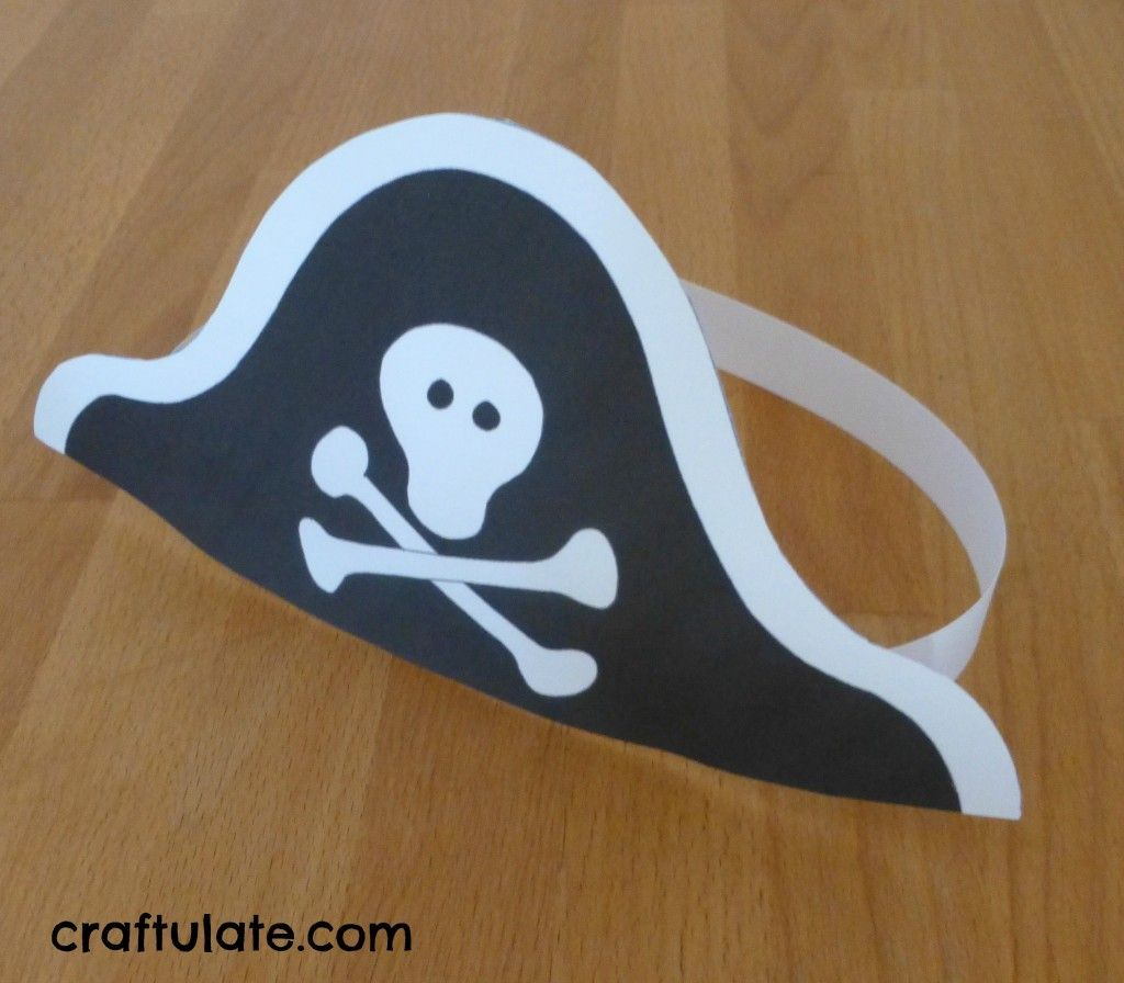 The 25 Best Pirate Crafts Ideas