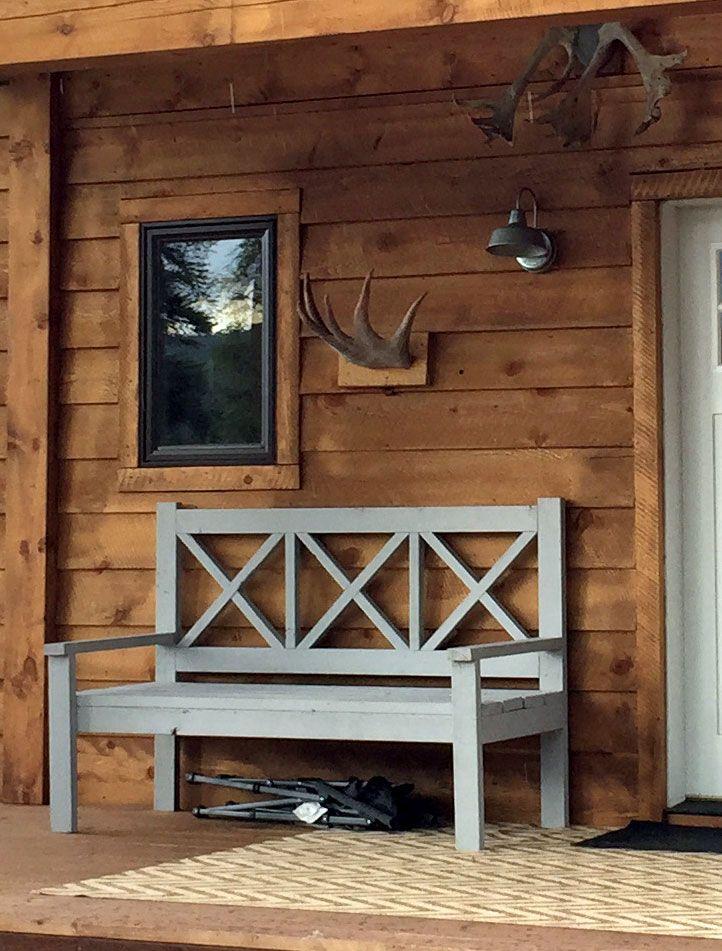 Best 25 Garden Bench Plans Ideas On Pinterest Garden