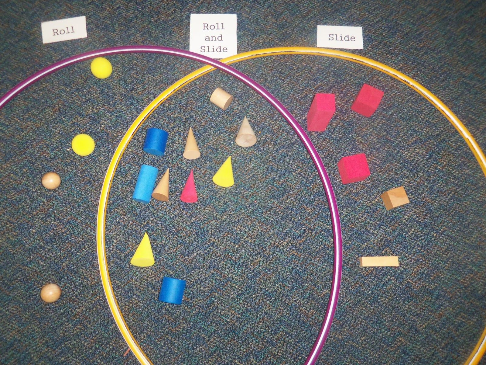 Sorting 3d Shapes