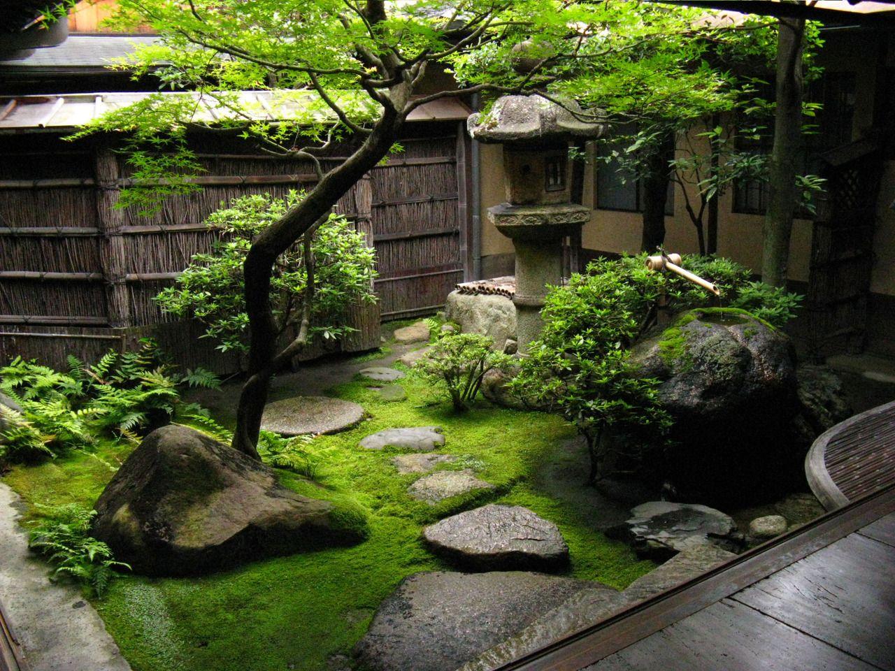 Japanese garden garden japan Garden design Pinterest