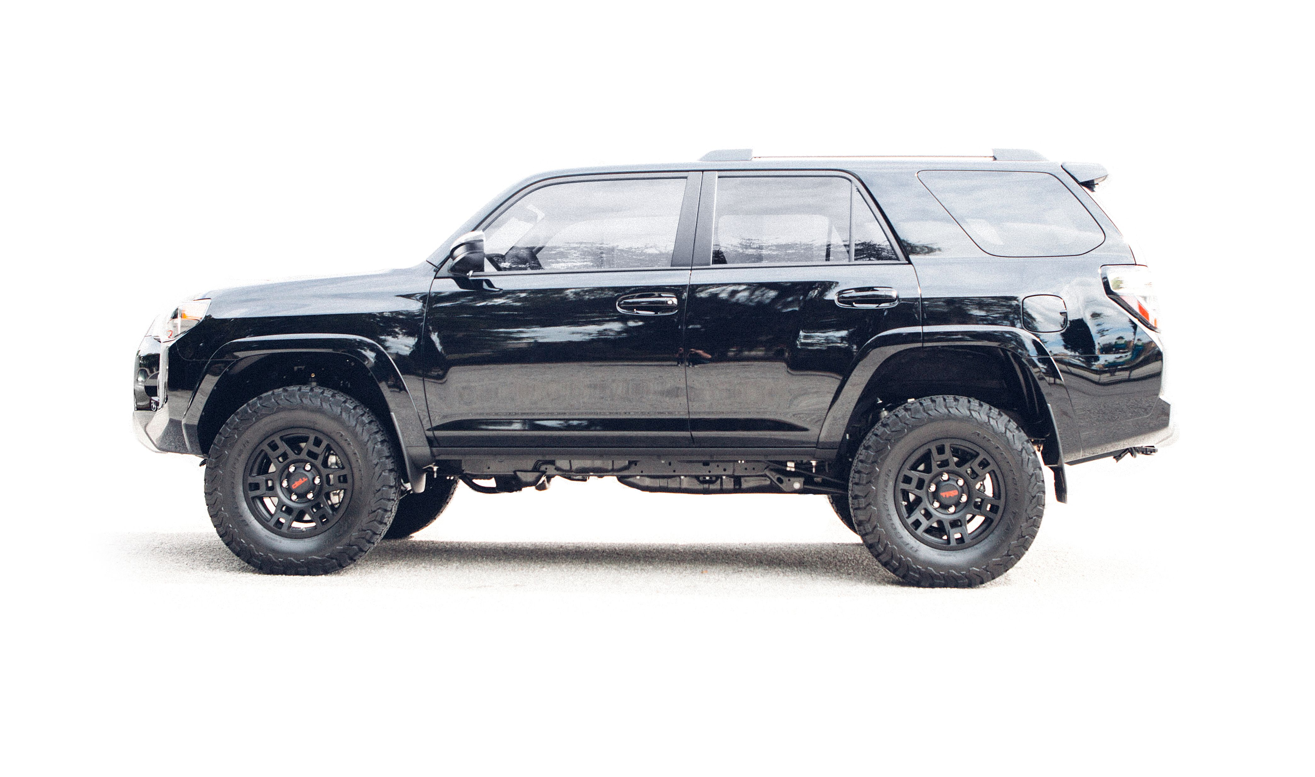 Overland Empire 2016 4Runner Trail Edition with KDSS 3