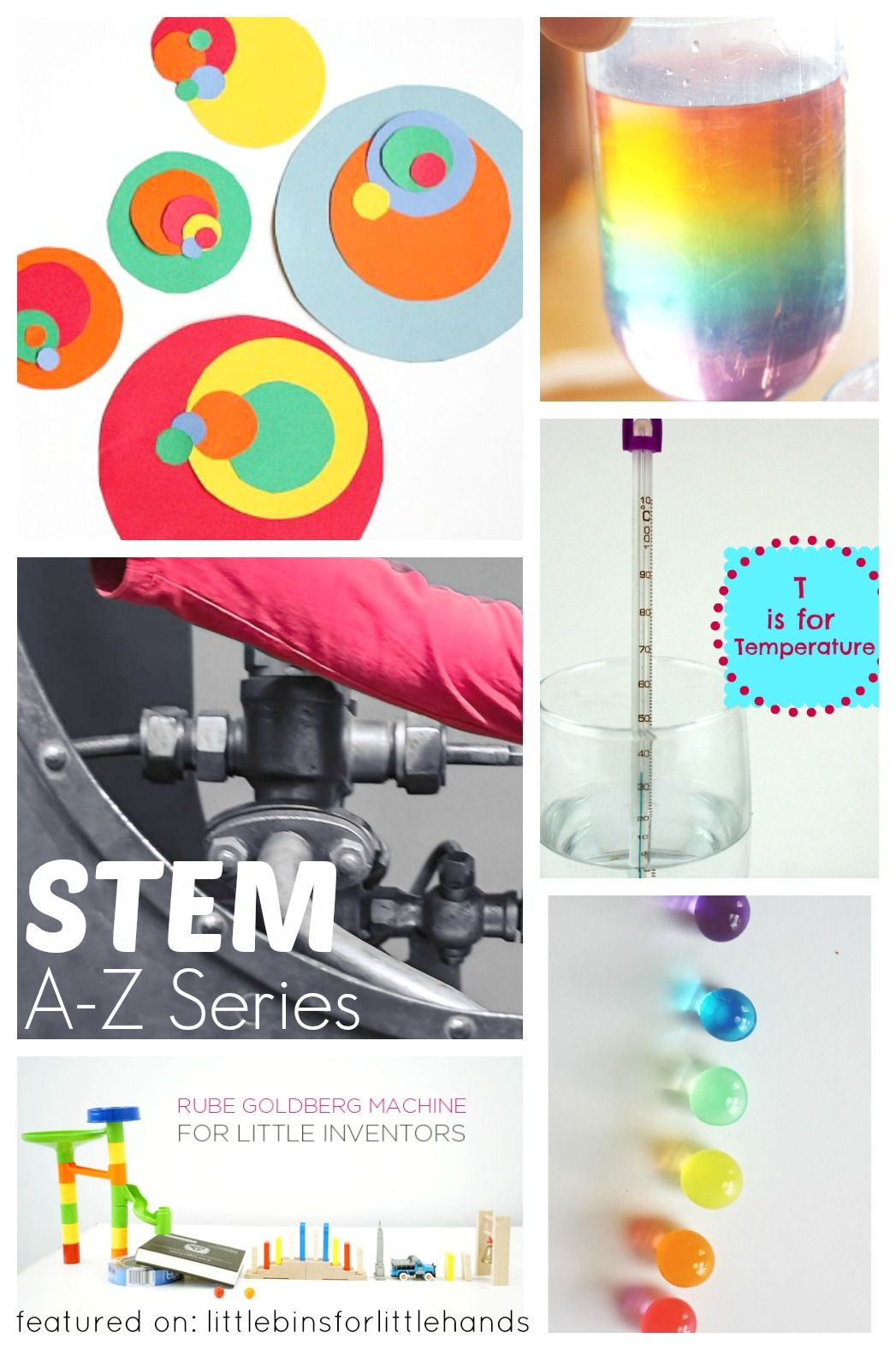 Kids Stem Activities A Z Science Tech Engineering Math