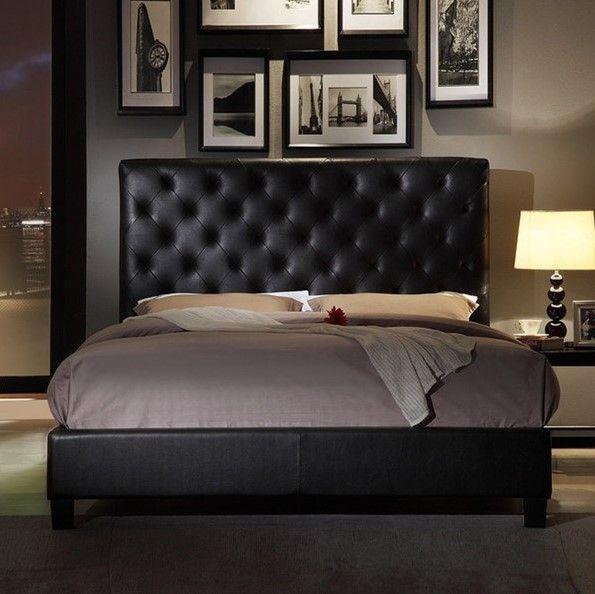 masculine bed frames | jhome design - jennkaplan | pinterest