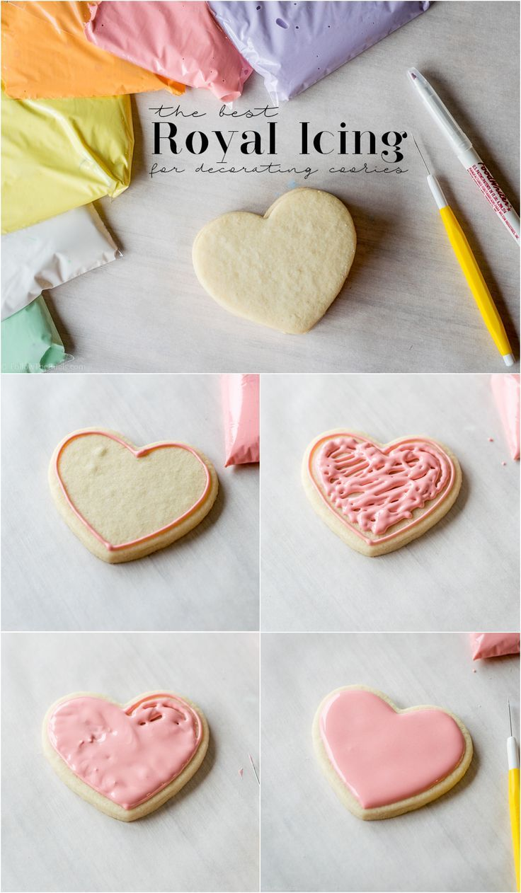 Royal Icing Recipe Discover more best ideas about