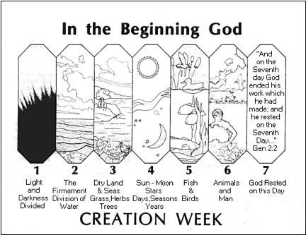 1000 images about teaching creation story on pinterest