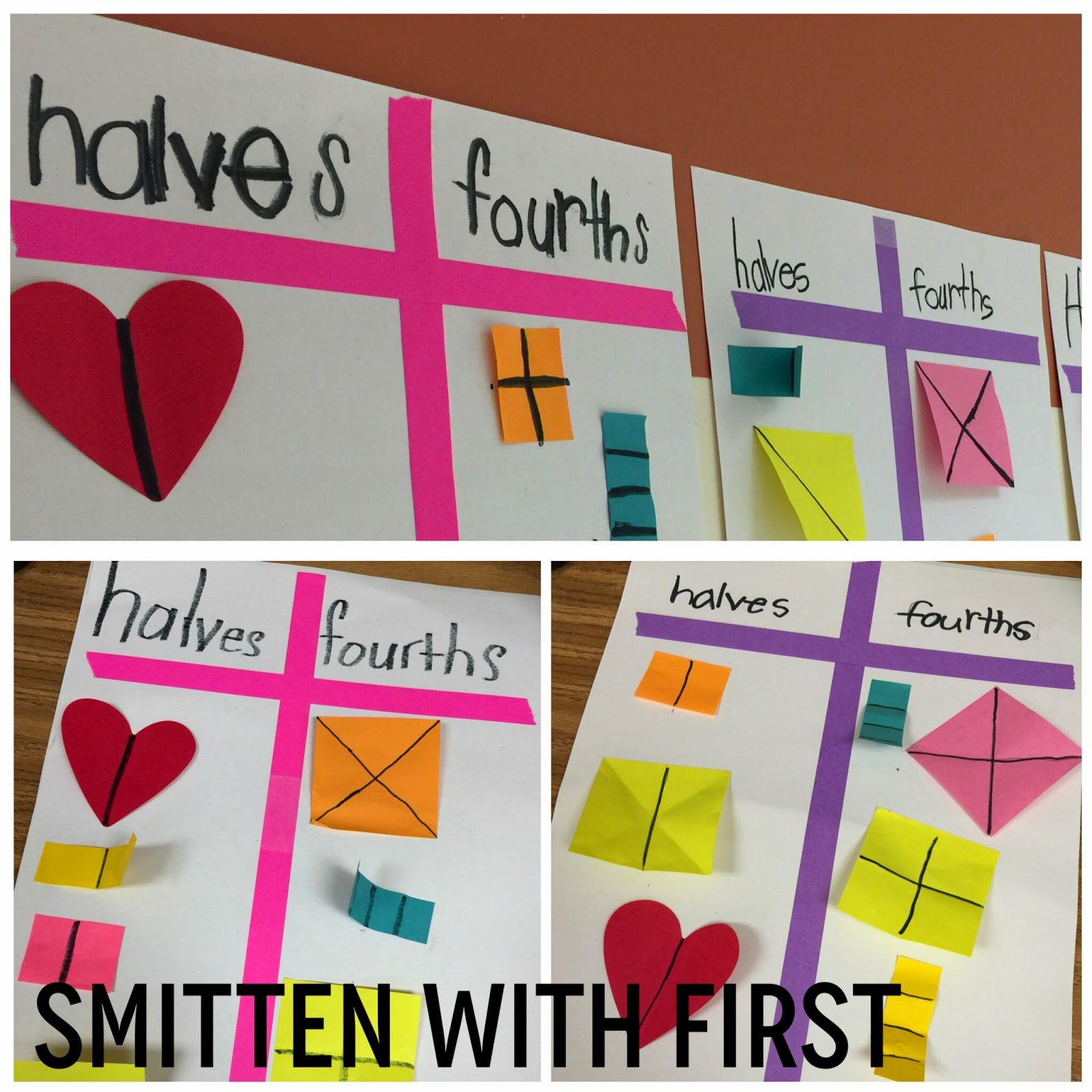 Smitten With First Fractions