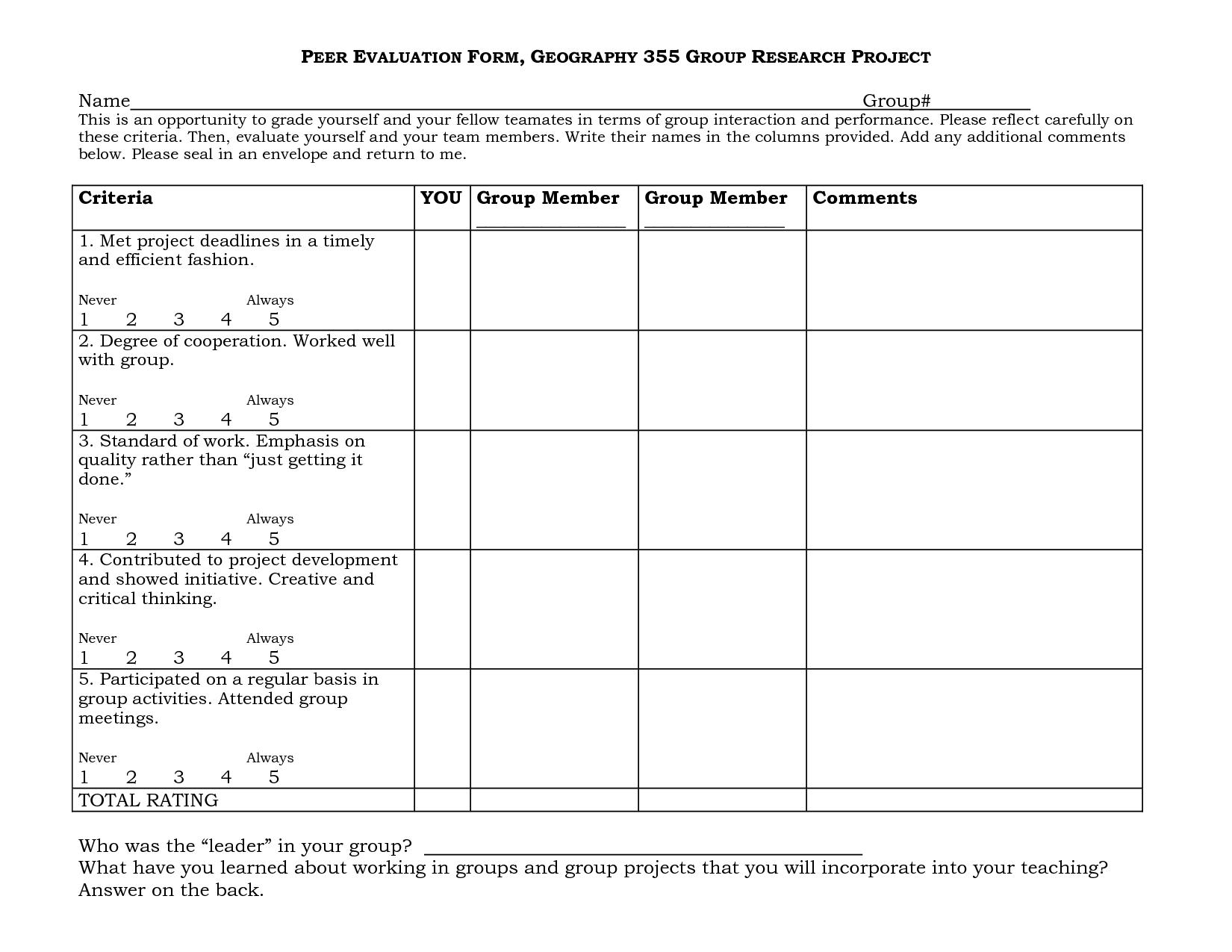 Rubric for essay pdf sample