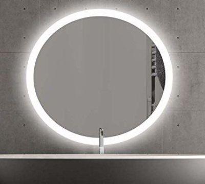 bildergebnis für beleuchtung badezimmer spiegel rund   kleines