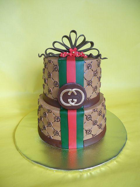 Gucci Birthday Cake Gucci Pinataglamluxepartydecor Free