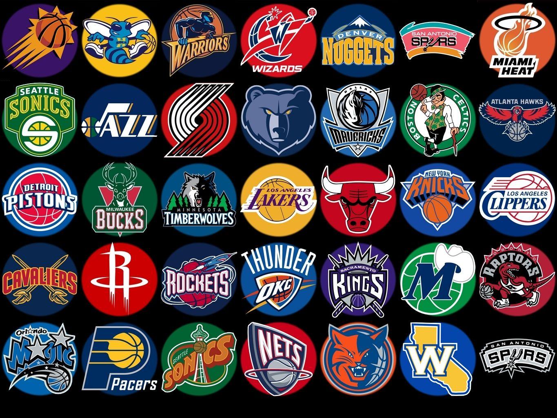 NBA Logos gslime Pinterest Logo google and Logos