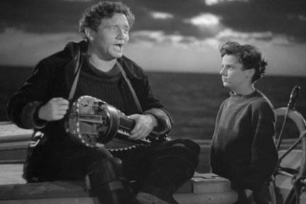 Image result for spencer tracy in captains courageous movie