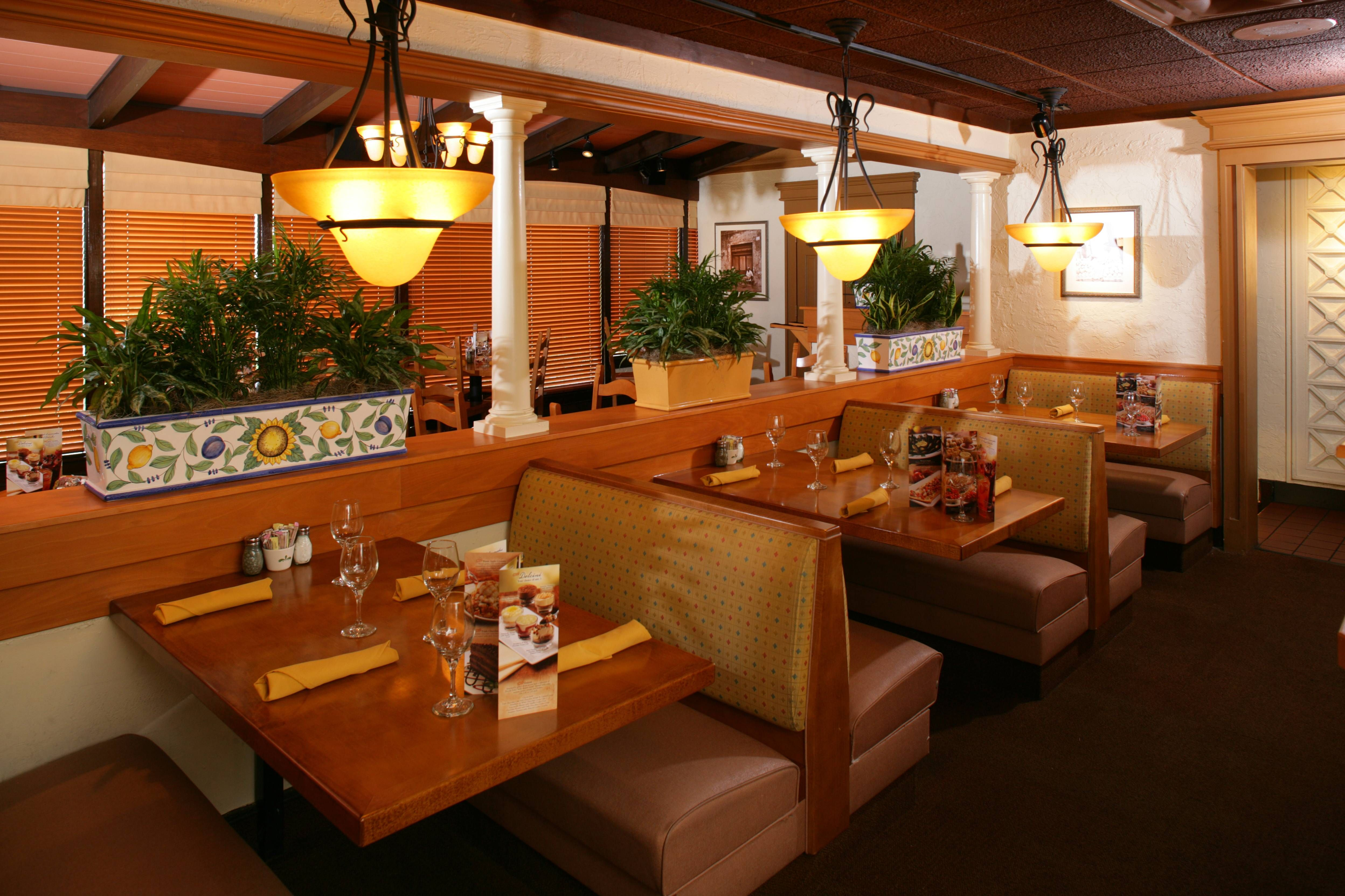 Olive Garden Dining Room 11.8 Carrabba's and Olive