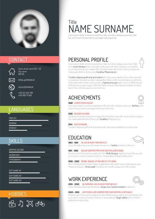 creative resume templates word