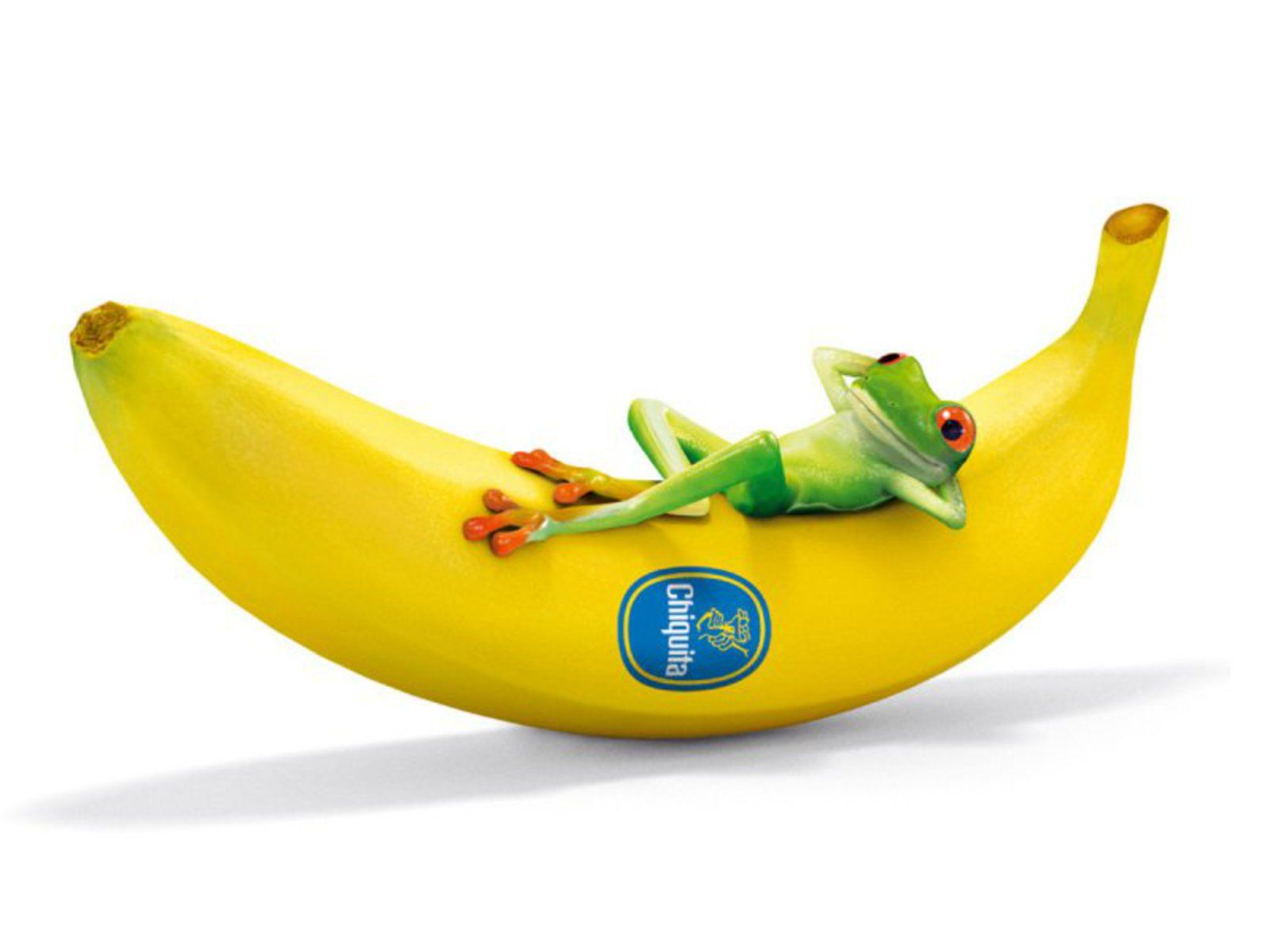 banana funny fruit hd wallpaper: when you put up your eyes the