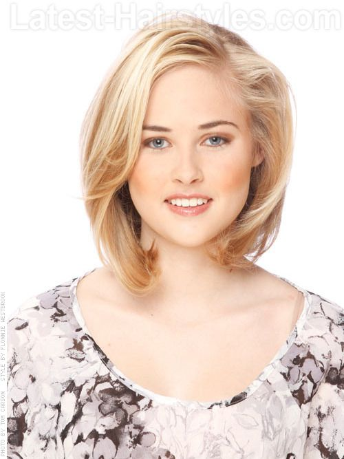 Hairstyles For Thin Fine Hair Short To Medium
