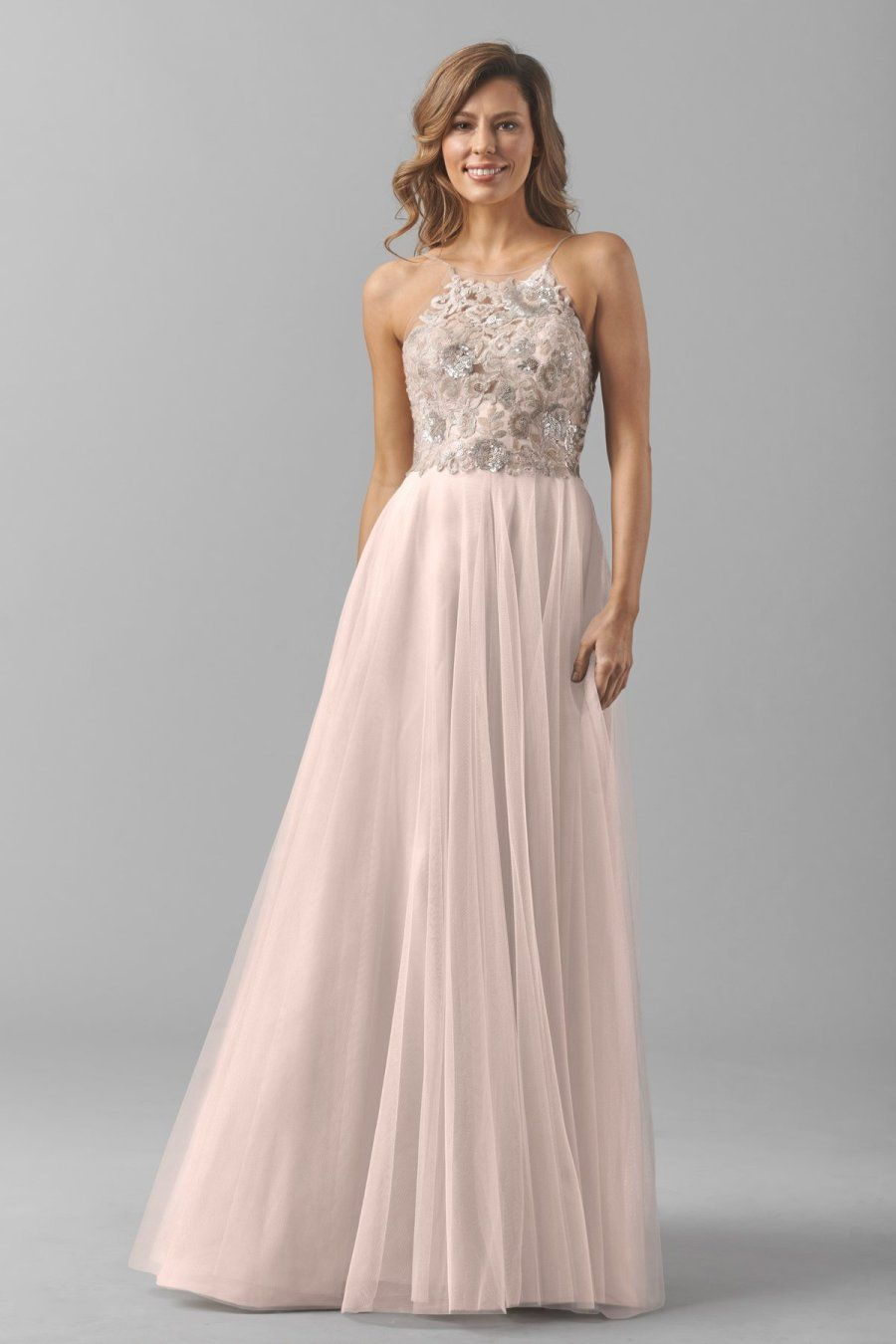 Get The Look Taylor Swifts Blush Gold Reem Acra Maid