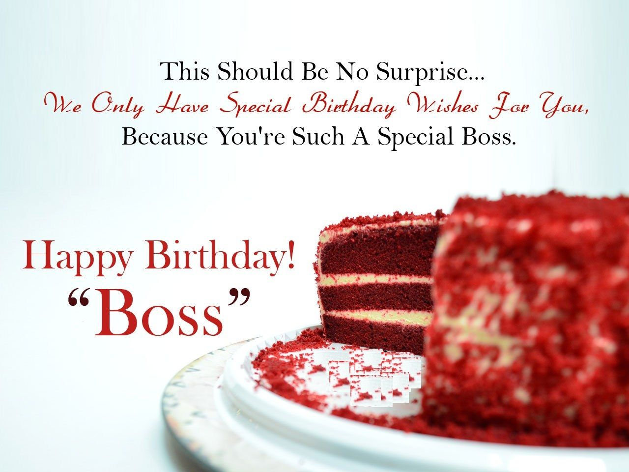 Birthday Quotes for Respected boss Quotes Pinterest
