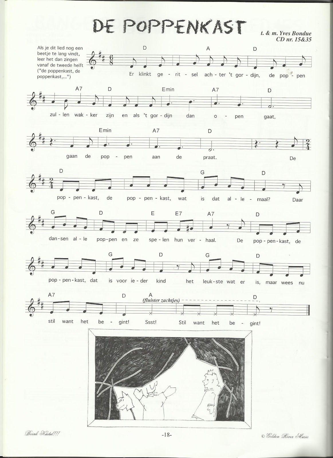 Lied De Poppenkast